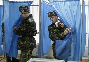Независимым наблюдателям не понравилось, как ЦИК поделил Украину на округа