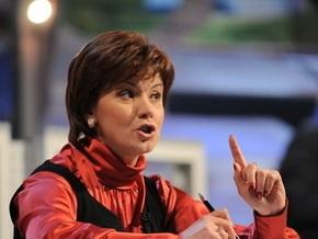 Ставнийчук объяснила, почему Ющенко считает новый закон о выборах неконституционным