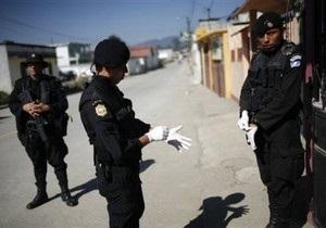 В Мексике в Рождество неизвестные застрелили девять человек
