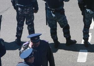 В Севастополе милиция задержала мужчину, который изготовлял взрывные устройства