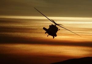 В Норвегии разбился вертолет: четыре человека пропали без вести