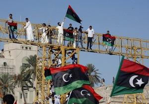 Генсек НАТО: Дни бывшего режима в Ливии сочтены
