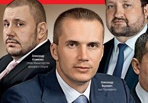 Интер - хорошковский - Фирташ - Телеканал могли продать сыну президента