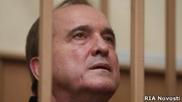 В России генерал МВД жалуется на следователей в Страсбург