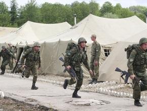 В Южной Осетии построят 20 военных городков для российских пограничников