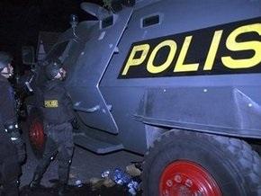 Арестован подозреваемый в организации терактов в Джакарте