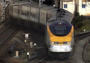 Под Ла-Маншем возобновилось движение поездов