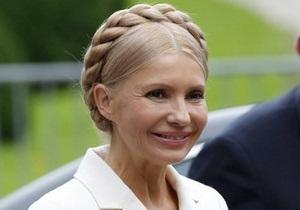 Тимошенко восприняла предложение Януковича об усилении ее охраны как шутку