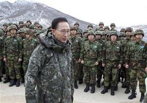 Президент Южной Кореи ответил на угрозы КНДР нанести ядерные удар
