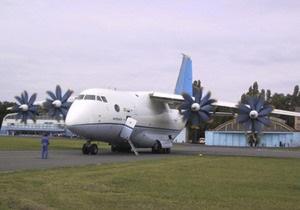 Кабмин распорядился выделить треть миллиарда гривен на создание самолета Ан-70