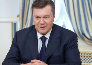 Кадровая пауза: Янукович назвал критерии выбора нового главы Нацбанка