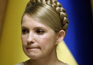 В Батьківщине заявили, что власть препятствует трансляции интервью Тимошенко