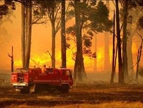 В Австралии вновь бушуют пожары: под угрозой - Мельбурн
