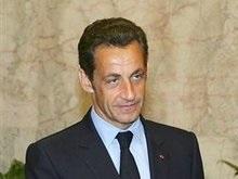 Саркози завтра прилетает в Тбилиси