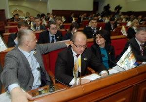 Заседание Киевсовета, назначенное на четверг, отменили