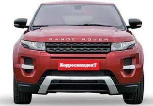 Эффект обаяния. Тест-драйв Range Rover Evoque