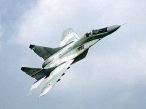 Российские военные обнаружили обломки упавшего МиГ-29