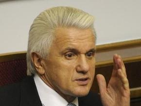 Литвин: Украине надлежит вести с Россией прагматичный разговор, а не заявлять о вечной дружбе