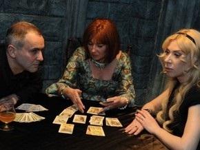 В замке под Киевом прошел магический бал