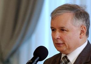 Ярослав Качиньский считает, что его брат не оказывал давление на пилотов при посадке в Смоленске