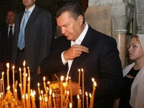 Янукович для единства в стране предлагает свои  10 заповедей