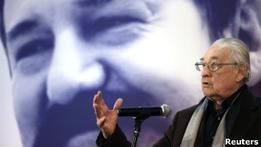 Анджей Вайда снимает фильм о Лехе Валенсе