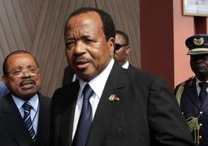 Почти 30 лет у власти: президент Камеруна переизбран на шестой срок