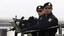 В мексиканской тюрьме нашли марихуану и проституток