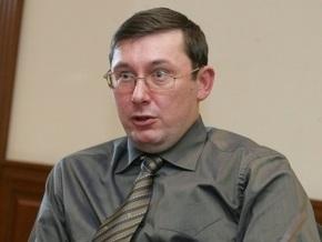 Луценко увидел связь между полетами Балоги и судном Фаина