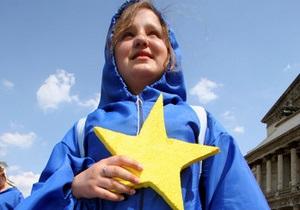 Опрос: 51% молодежи Донбасса и Крыма поддерживают вступление Украины в ЕС