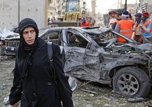 В Ираке число жертв сегодняшней серии антишиитских терактов возросло до 30 человек