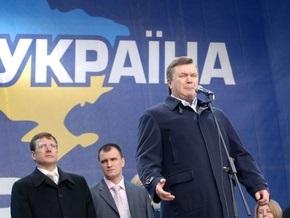ПР хочет перенести акции протеста из регионов в Киев и сделать их  очень жесткими