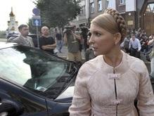 Тимошенко допрашивали пять часов