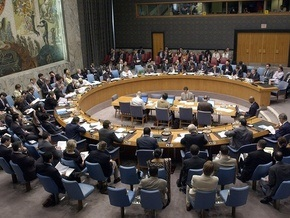 Совбез ООН не принял никакого решения по ситуации в секторе Газа