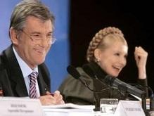 Тимошенко: Единство Президента и премьера разрушают конкретные люди