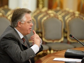 УП: Симоненко жалуется, что его не пригласили на Интер из-за Ющенко