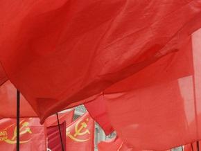 Райсовет Прилук распорядился вывесить в День победы флаги СССР