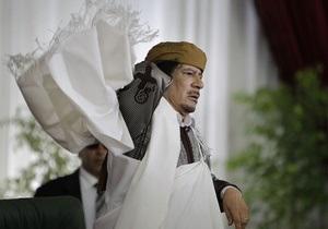 В НАТО заявили, что войска Каддафи уже неспособны нападать на повстанцев большими силами