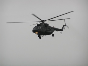 В Казахстане потерпел крушение военный вертолет: есть жертвы
