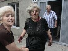 МВД Грузии: С грузинской стороны за два дня погибло 82 человека