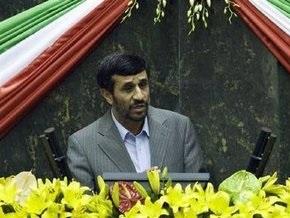 Гиббс внес поправку в свои слова об избрании Ахмадинежада