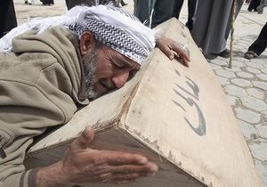 Количество жертв взрывов в Ираке возросло до 57 человек