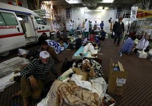 Войска Каддафи возобновили операции под Мисратой: 24 человека погибли
