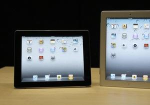 Apple вернет покупателям первого поколения iPad по $100