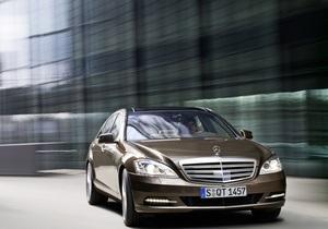 Merсedes Benz S-Class назвали лучшим автомобилем для шоферов