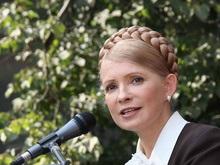 Тимошенко: Позиция Ющенко по ЧФ РФ вредна для целостности Украины