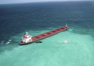 Авария танкера на Большом барьерном рифе: экологии нанесен серьезный ущерб