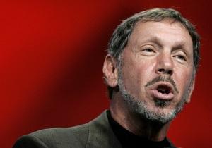 Новости Oracle - Назван самый высокооплачиваемый топ-менеджер США
