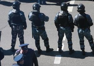 Третий преступник, участвовавший в убийстве милиционеров в Одессе, скрылся