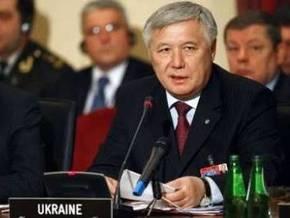 Ехануров: Украина не планирует направлять военный контингент в Афганистан